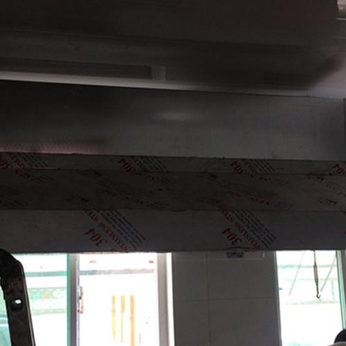 青島飯店排煙罩